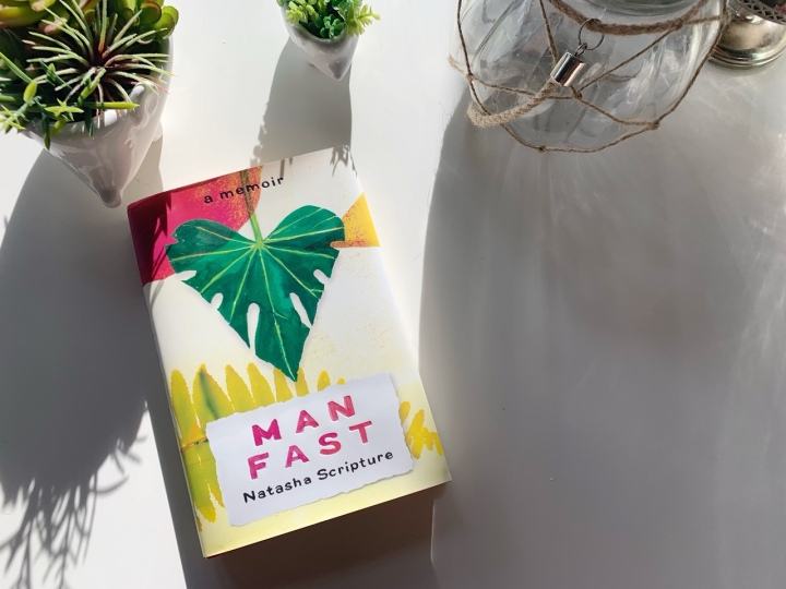Review: Man Fast by Natasha Scripture