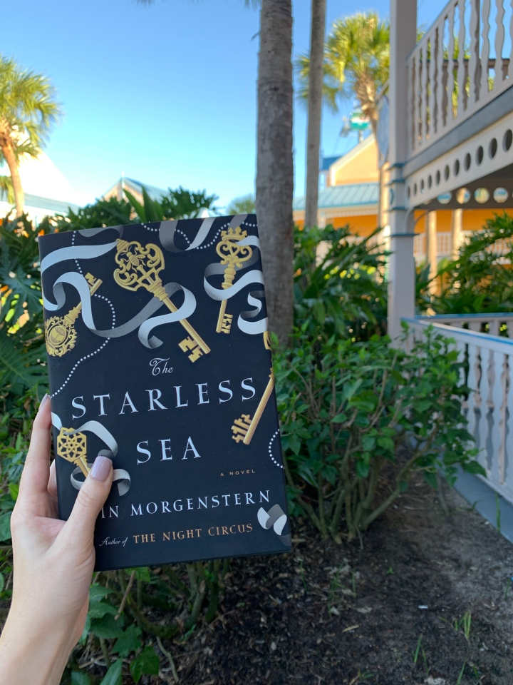 Review: The Starless Sea by ErinMorgenstern